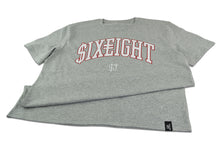 Laden Sie das Bild in den Galerie-Viewer, $ix €ight T-Shirt Midheather Grey Season 1