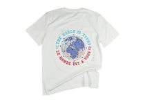 Laden Sie das Bild in den Galerie-Viewer, $ix €ight - The World Is Yours T-Shirt