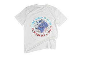 $ix €ight - The World Is Yours T-Shirt