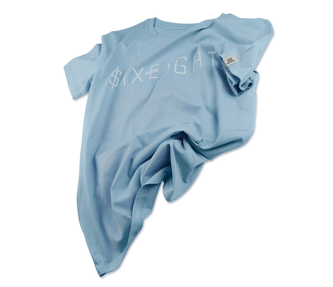 $ix €ight T-Shirt Sky Blue Season 1