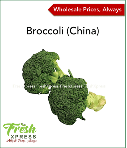 Broccoli China (Per 8Kg)