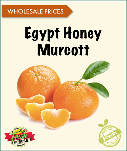 Egypt Honey Murcott Oranges (Per Carton)