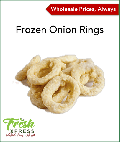 Frozen Onion Rings (8 Packets)