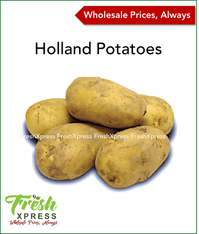 Holland Potatoes (Per 10Kg)