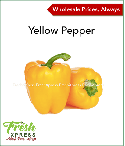 Yellow Pepper (Per Kg)
