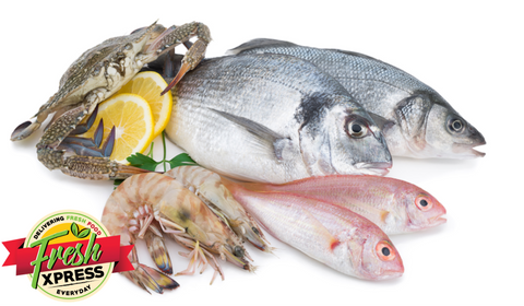 Fresh Seafood - Coming Soon