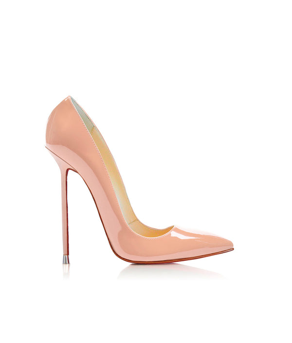 Akhira Nude Patent  · Charlotte Luxury Shoes · Luxury High Heel Pumps · Di Marni · Custom made · Made to measure · Black Luxury Pumps High Heel Shoes · Stiletto Shoes