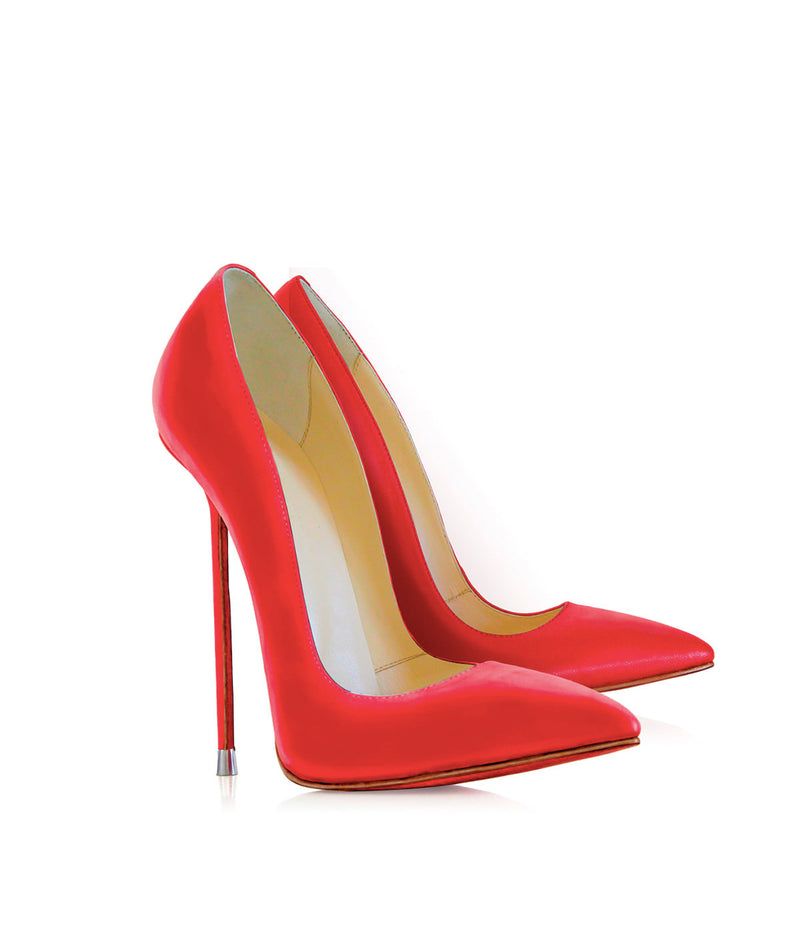 Akhira Red · Charlotte Luxury Shoes · Luxury High Heel Pumps · Di Marni · Custom made · Made to measure · Black Luxury Pumps High Heel Shoes · Stiletto Shoes