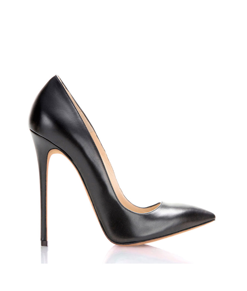 Dakhuva Black · Charlotte Luxury Shoes · Luxury High Heel Pumps · Di Marni · Custom made · Made to measure · Luxury Pumps High Heel Shoes · Stiletto Shoes
