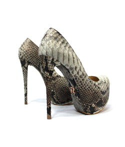 Junna Python · Charlotte Luxury Shoes · Luxury High Heel Platform Shoes · Yarose Shulzhenko · Custom Made · Made to measure · Luxury High Heel Shoes · Shoes