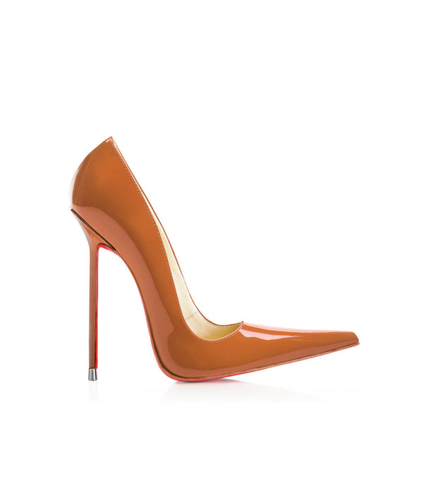 Manx Brown Patent · Charlotte Luxury Shoes · Luxury High Heel Pointy · Di Marni · Custom made · Made to measure · Black Luxury Pointy High Heel Shoes · Stiletto Shoes