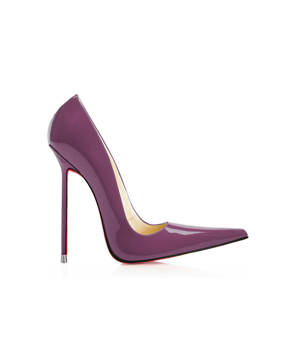 Manx Aubergine Patent · Charlotte Luxury Shoes · Luxury High Heel Pointy · Di Marni · Custom made · Made to measure · Black Luxury Pointy High Heel Shoes · Stiletto Shoes