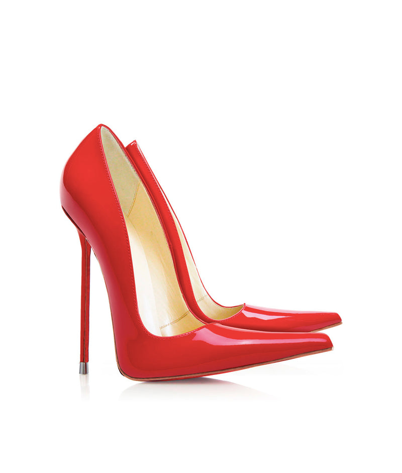 Manx Red Patent · Charlotte Luxury Shoes · Luxury High Heel Pointy · Di Marni · Custom made · Made to measure · Black Luxury Pointy High Heel Shoes · Stiletto Shoes