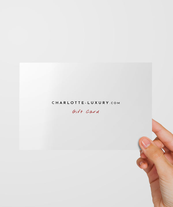 Charlotte Luxury Gift Card