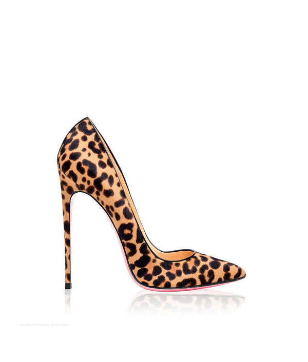 Alhena Leopard Fur · Charlotte Luxury High Heels Shoes · Ada de Angela Shoes · High Heels Shoes · Luxury High Heels · Patent Shoes · Stiletto · High Heels