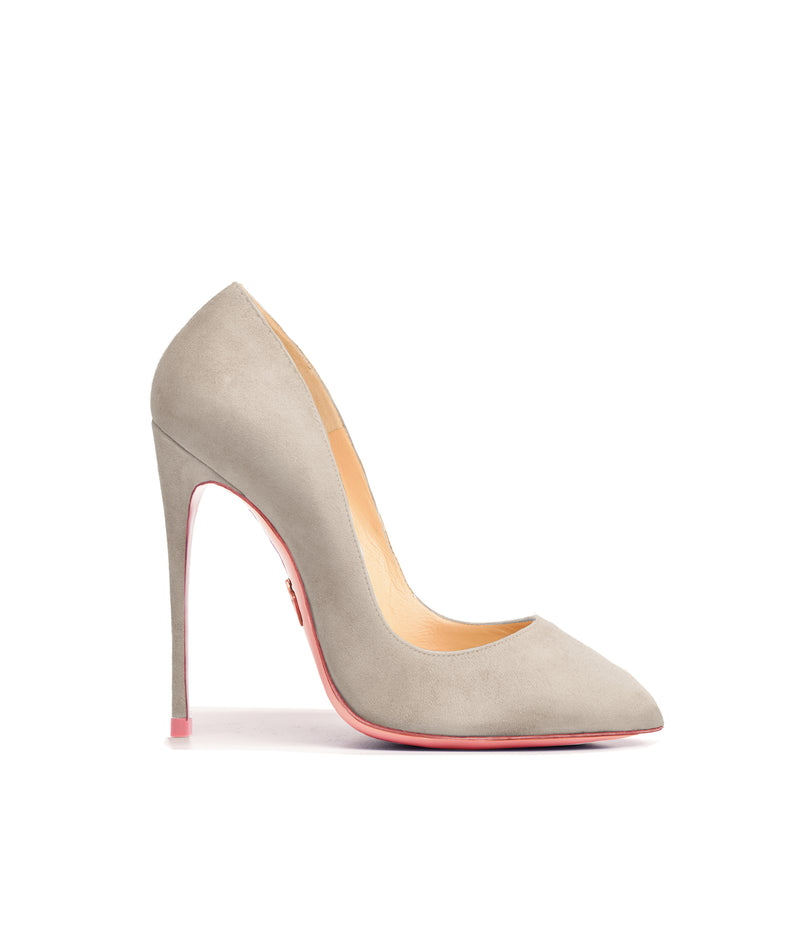 Alhena Ivory Suede  · Charlotte Luxury High Heels Shoes · Ada de Angela Shoes · High Heels Shoes · Luxury High Heels · Patent Shoes · Stiletto · High Heels