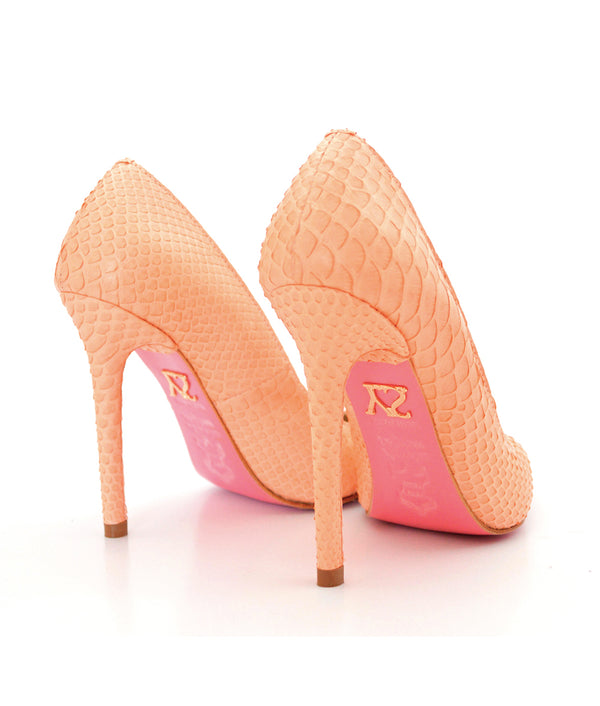 Noa Nude Python · Charlotte Luxury Shoes · Luxury High Heel Pumps Shoes · Yarose Shulzhenko · Custom Made · Made to measure · Luxury High Heel Shoes · Shoes