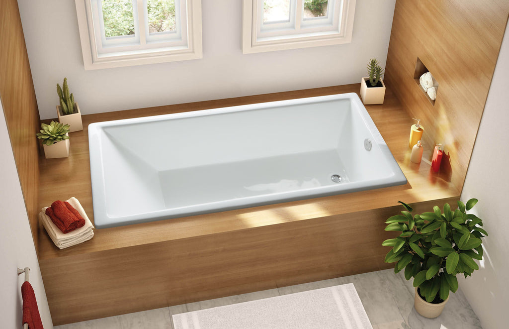 Built In Bath (7)