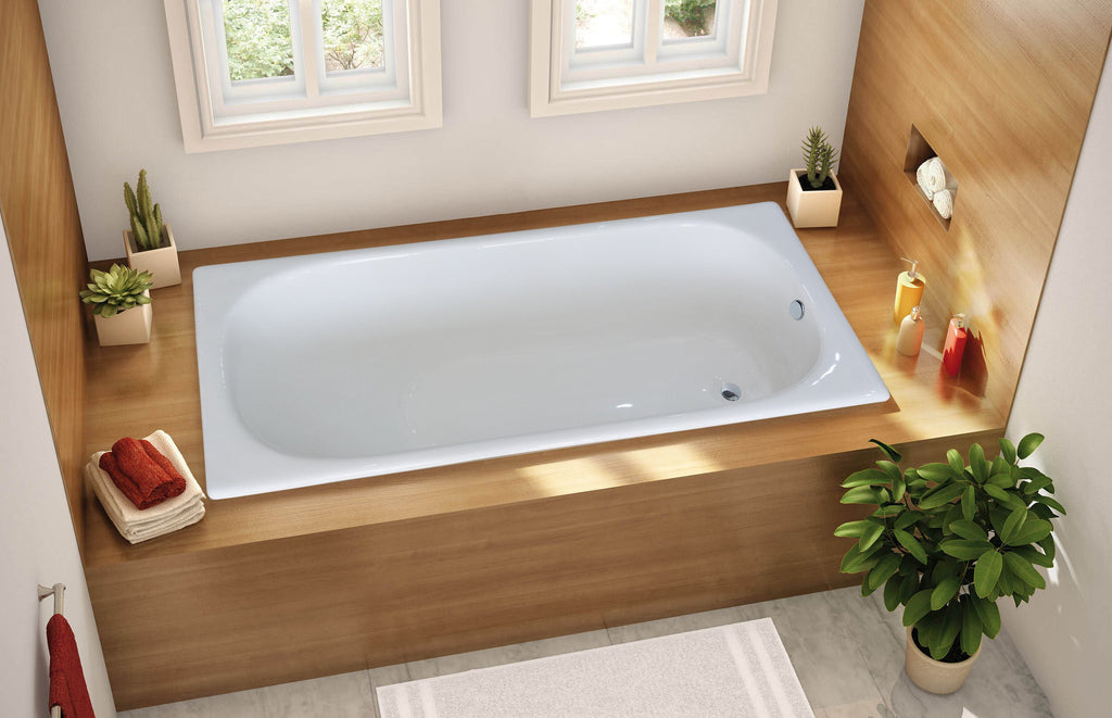 Built In Bath (11)