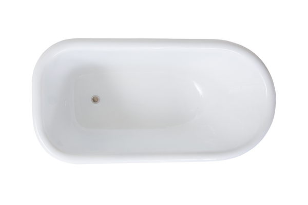 Rustic 1700 - Roll Top Cast Iron Bath