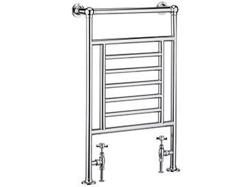 Floor Mounted Heated Towel Ladder Rack