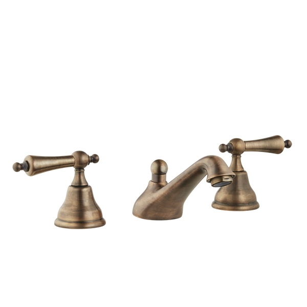 English Lever Tap - English Tap Spout - Metal Levers