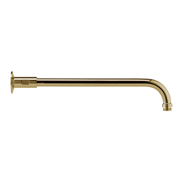 J Neck Shower Arm - Traditionaltaps.com.au