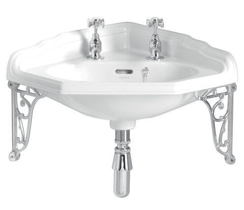 Tiverton Corner Cloakroom Wash Basin
