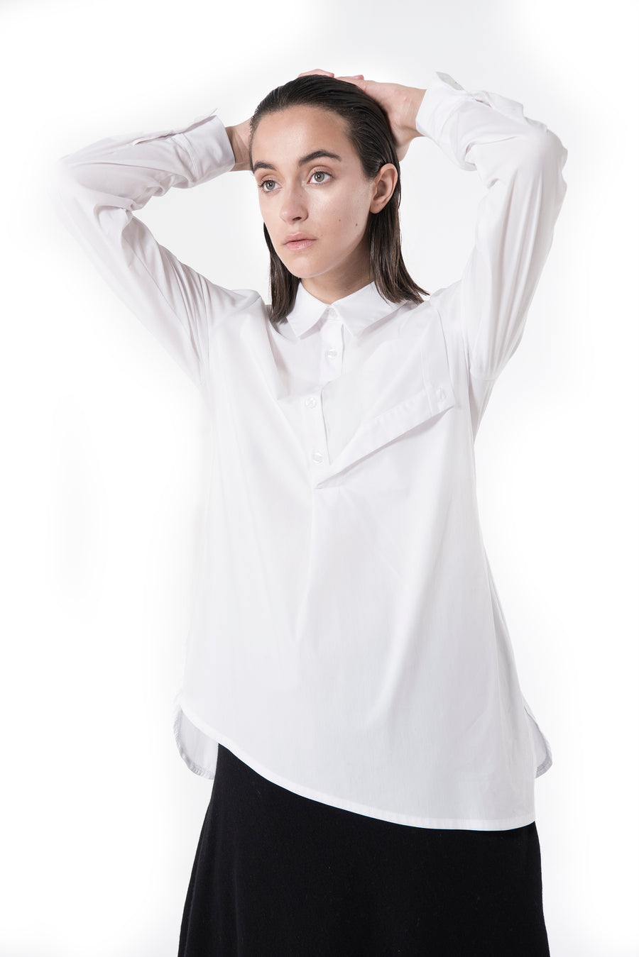 Clyde Blouse