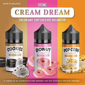 Cream Dream - Trebbih Vape