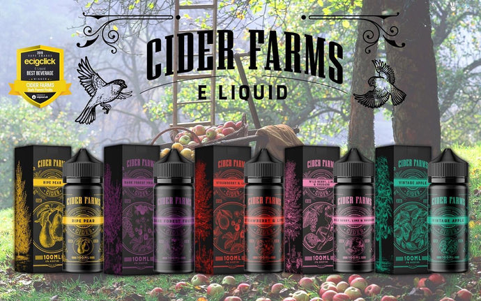Cider Farms E Liquid