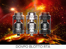Load image into Gallery viewer, Dovpo Blotto RTA by The Vaping Bogan - Trebbih Vape