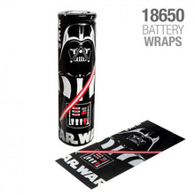 Load image into Gallery viewer, 18650 Battery wraps - Trebbih Vape