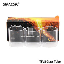 Load image into Gallery viewer, Smok TFV8 Baby Beast Replacement Glass Tube - Trebbih Vape