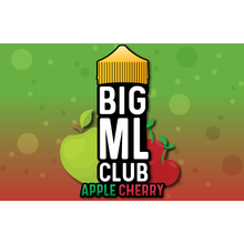 Load image into Gallery viewer, Apple Cherry by Big ML Club - Trebbih Vape