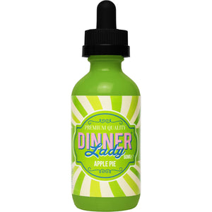 Apple Pie by Dinner Lady - Trebbih Vape