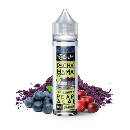 Pachamama Huckleberry Pear Acai by Charlie's Chalk Dust - Trebbih Vape
