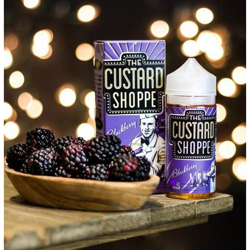 Blackberry by The Custard Shoppe - Trebbih Vape