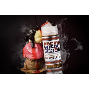 Cream Team Neapolitan by Jam Monster - Trebbih Vape