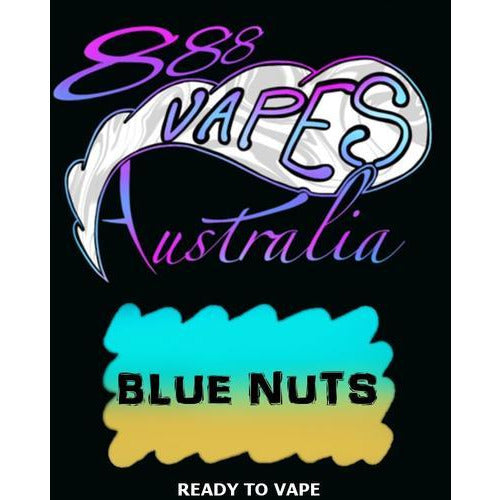 Blue Nuts (dessert) by 888 Vapes - Trebbih Vape