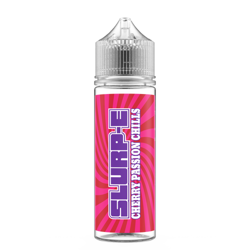 SLURP-E Cherry Passion Chills by Ozzy Vape - Trebbih Vape