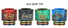 Load image into Gallery viewer, Shield Cig 810 Drip Tip - Trebbih Vape