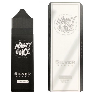 Tobacco - Silver Blend by Nasty Juice - Trebbih Vape