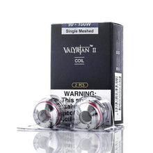 Load image into Gallery viewer, Uwell Valyrian II Replacement Coil - Trebbih Vape
