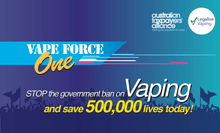Load image into Gallery viewer, Vape Force One by Legalise Vaping Australia - Trebbih Vape
