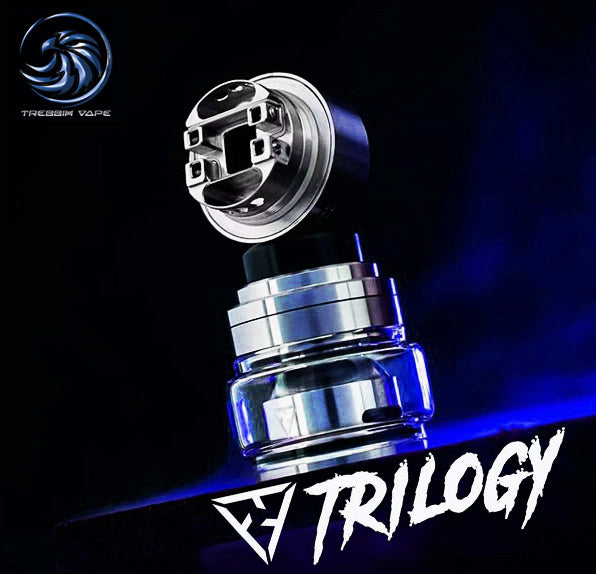 Vaperz Cloud Trilogy RTA