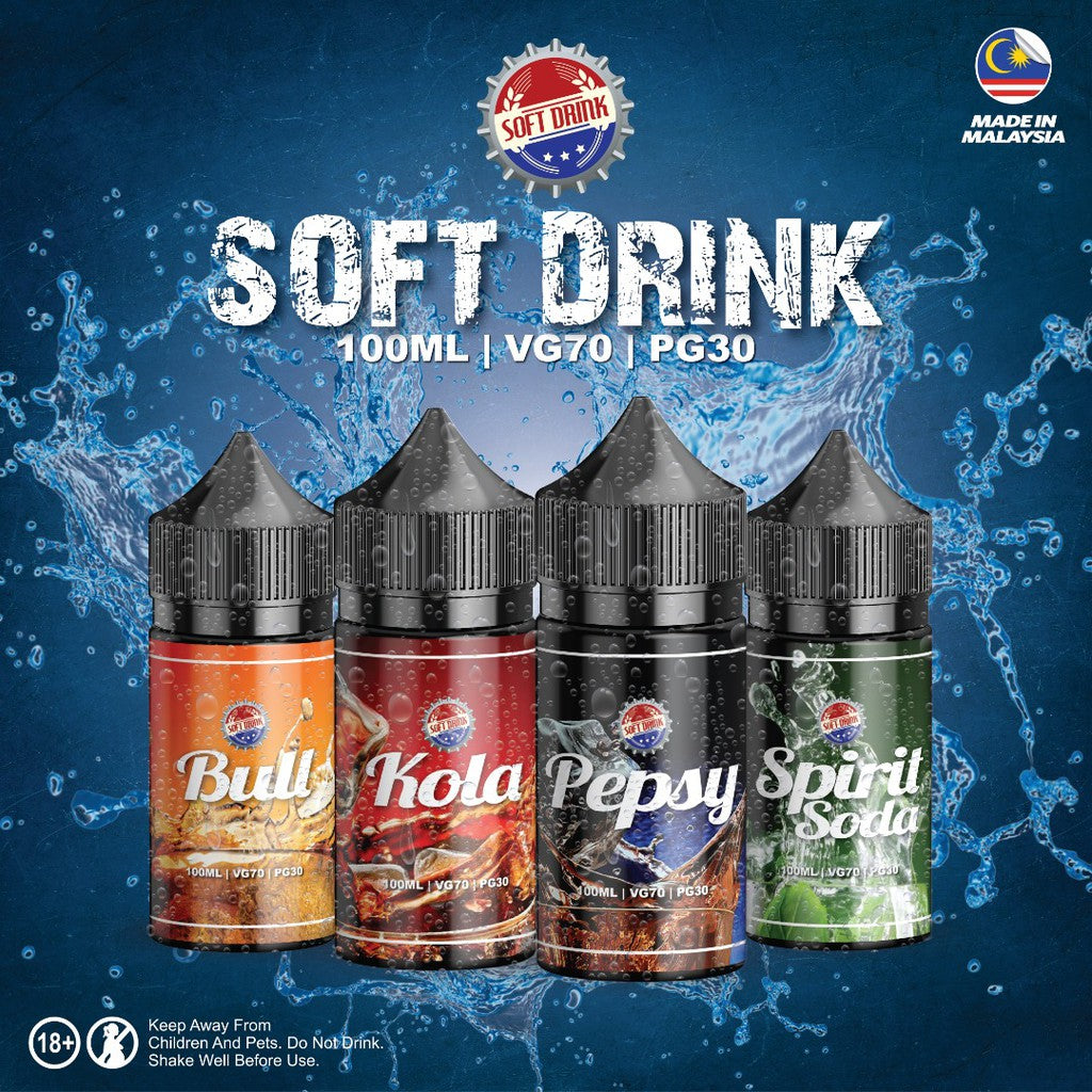Soft Drink e liquid