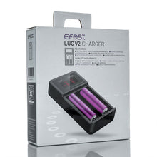 Load image into Gallery viewer, Efest LUC V2 Charger - Trebbih Vape