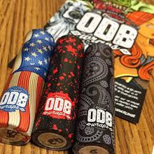 Load image into Gallery viewer, ODB Battery Wraps- 18650 (4 pk) - Trebbih Vape