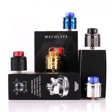 Load image into Gallery viewer, Slatra Mesh RDA by Mechlyfe x Ambitionz - Trebbih Vape